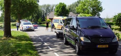 Vrouw gewond na val van fiets in Beek