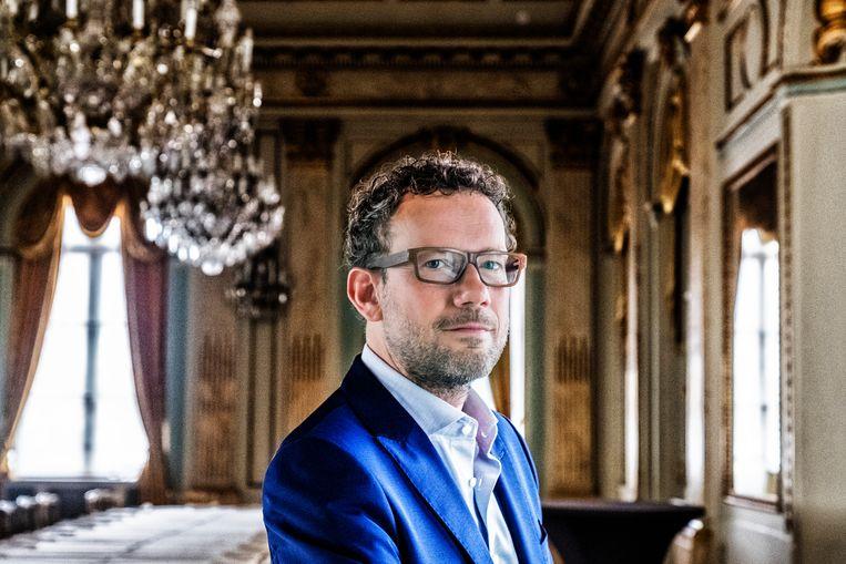 Politicoloog Dave Sinardet (VUB). Beeld Tim Dirven