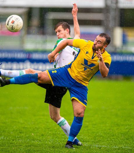 Uitslagen amateurvoetbal Zwolle e.o. zaterdag 10 en zondag 11 oktober