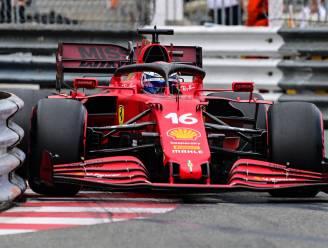 Leclerc verovert pole in Monaco, maar crasht met Ferrari