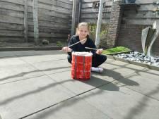 Muziekvereniging uit IJsselmuiden daagt kinderen uit: maak voor Koningsdag een instrument van een melkpak of eierdoos