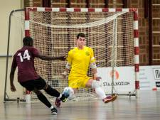 FC Eindhoven Zaalvoetbal heeft selectie rond: doelman Kuijk gaat concurrentie aan met Grimmelius
