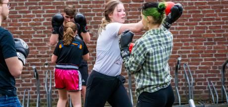 Jongeren boksen tegen slecht gevoel: 'Oppassen voor een golf aan grote jeugdproblematieken'