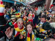 Zaken mogen in Den Bosch tijdens carnaval geen drank in glas verkopen aan carnavalsvierders