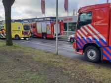 Man gereanimeerd in Enschede na auto-ongeluk
