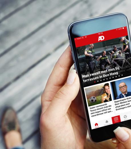 Maak kennis met onze nieuwe app: vier apps in één