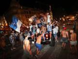 Politie grijpt in als feestende fans Porto geen afstand houden