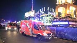 Man komt om bij ongeval met achtbaan op kerstmarkt Berlijn