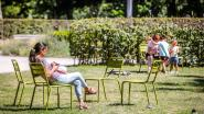 Ook Arentshof en binnenplein van Gruuthusemuseum krijgen parkstoelen