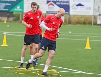 """SK Londerzeel wacht nog even met groepstrainingen. Trainer Stijn Geys: """"Nu opnieuw opstarten, leek ons wat vroeg. Competitiestart is nog ver weg"""""""