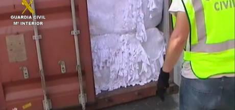 Roosendaler vast in Spanje voor drugssmokkel in containers