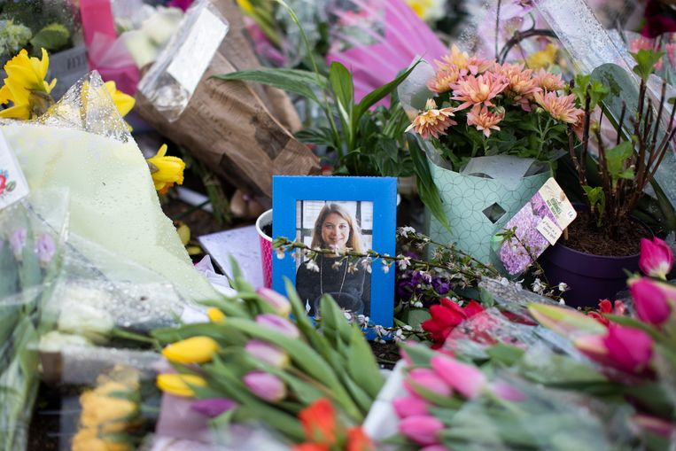 Door de moord op de Britse Sarah Everard laait ook in Nederland de discussie over straatintimidatie op. Beeld Getty Images