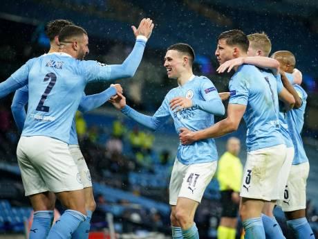 Manchester City ten koste van PSG naar CL-finale na heldenrol Parijzenaar Mahrez