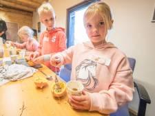 Natuurmonumenten open buffet voor vogels én kinderen in Zwaakse Weel