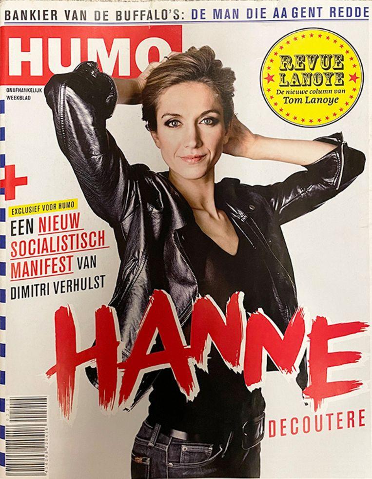 Humo cover mei 2015 Beeld Humo
