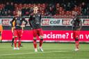 Excelsior-speler  Ahmad Mendes Moreira was tegen FC Den Bosch het slachtoffer van racistische spreekkoren