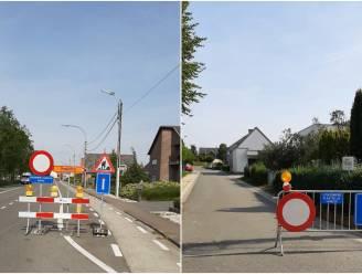 Wie de omleiding volgt rijdt zich vast: alternatieve route eindigt in straat met plaatselijk verkeer