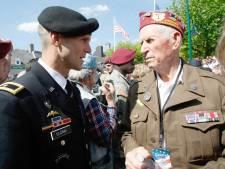 Invasie van gasten voor herdenking D-day in Frankrijk