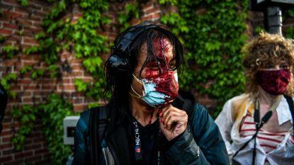 Jacht op de pers geopend: journalisten in VS geviseerd tijdens rellen met pepperspray en rubberkogels