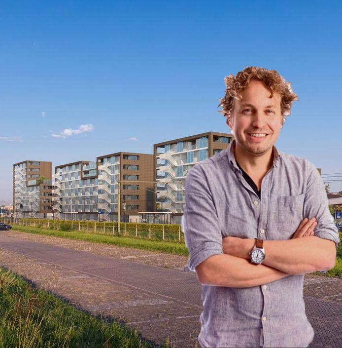 Letters zijn toeristentrekkers, zag columnist Niels Herijgens, dus waarom zou Middelburg ontevreden zijn over deze enorme exemplaren?