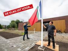 Molukse vlag heeft een speciaal plekje in het hart van 'blanke' René: 'Ze gaan echt voor je staan'