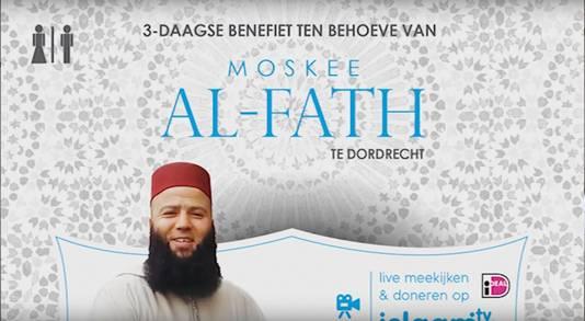 Aankondiging komst van Ibn Ali.