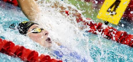 Toussaint scherpt opnieuw Nederlands record op de 100 meter aan