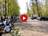 Protest Motorrijders Deventer: 'We worden gediscrimineerd'