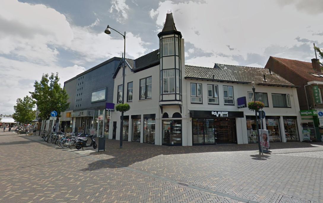De winkel in Veenendaal