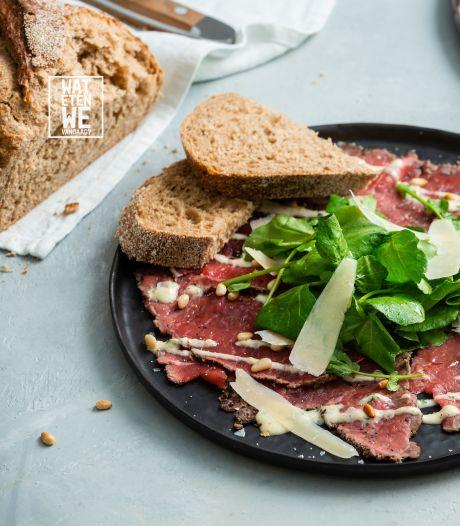 Eerste carpaccio-restaurant van Zeeland: vlees, groente en vis