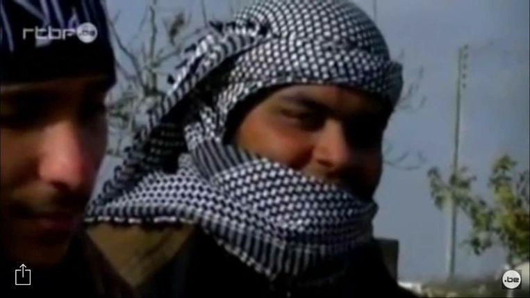 De Belg Sammy Djedou deed dienst als geldkoerier voor het terreurnetwerk. Beeld RV