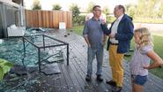 Jan Verheyen dakloos na zwaar onweer