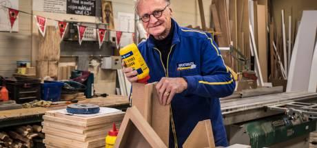 80-jarige Tukker blijft doorzagen bij Multimate: 'Pensioen? Thuiszitten is niks voor mij'