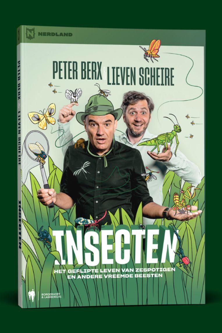 Lieven Scheire & Peter Berx, 'Insecten', Borgerhoff & Lamberigts   Beeld RV