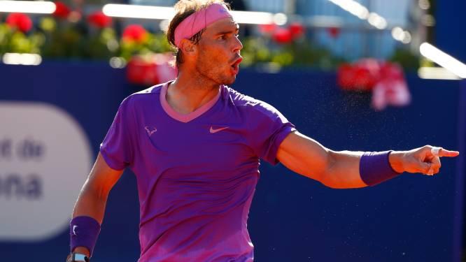 Rafael Nadal maakt weinig woorden vuil aan Cameron Norrie