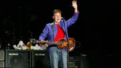 Paul McCartney rijkste Britse artiest