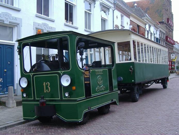 De Silvolde 13 in de straten van Doesburg.