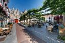 Grote horecazaken in Bergen op Zoom blijven alleen toegestaan rond pleinen, zoals het Beursplein. In de aanloopstraten komen er waarschijnlijk mogelijkheden voor ijssalons of lunchrooms.
