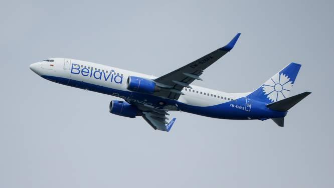 EU bereidt sancties voor tegen luchtvaartmaatschappij Wit-Rusland