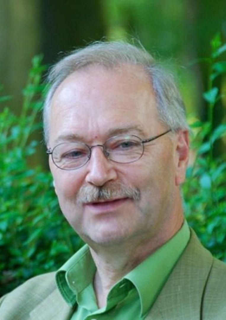 Professor dr., Pieter van der Horst Beeld