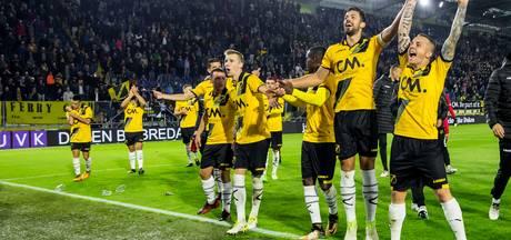NAC heeft op Oekraïense club na jongste selectie van Europa