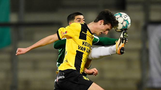 """Eerste goal Yentl Van Genechten levert Lierse geen punten op: """"We hadden nochtans het gevoel dat we iets konden rapen in Lommel"""""""