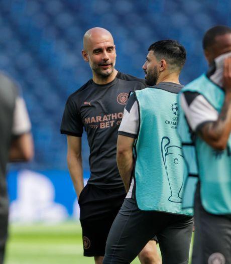 Guardiola heeft 'ontzettend veel medelijden' met bankzitters voor CL-finale met Chelsea