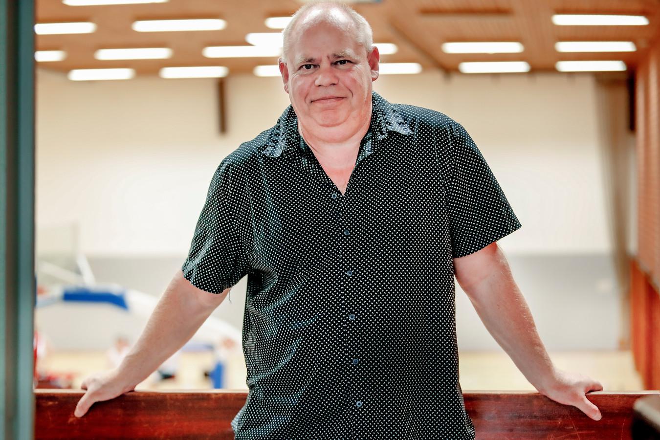 Voorzitter Raymond Van Pestel wil een nieuwe weg inslaan met Sgolba Aalter