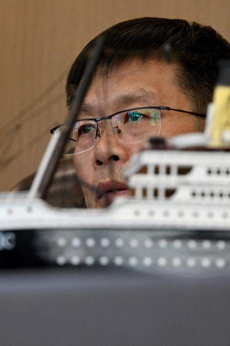 Une réplique grandeur nature du Titanic: le projet fou d'un investisseur chinois
