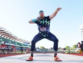 Amerikaan Crouser verbetert 31 jaar oude wereldrecord kogelstoten tot 23m37