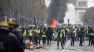 Russische staatsmedia vergelijken protest gele hesjes met anti-Russische revoluties