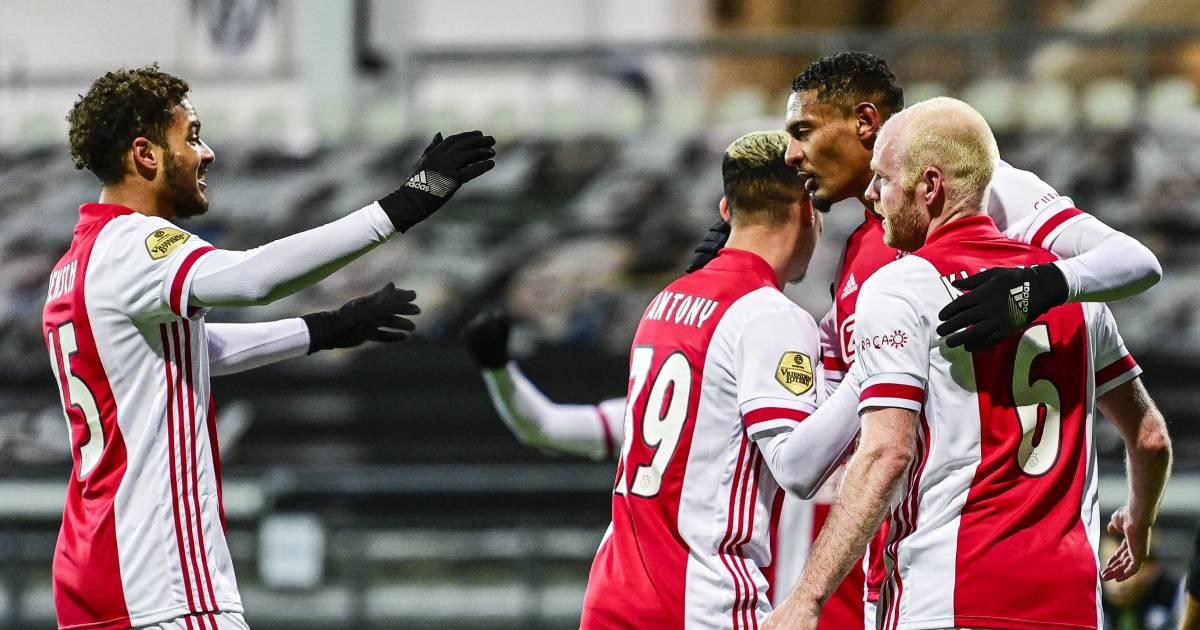 Ajax brengt KNVB in grote problemen als het blijft winnen - AD.nl