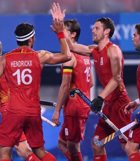 Les Red Lions pour une place en finale, des athlètes entrent en lice: le programme des Belges mardi à Tokyo