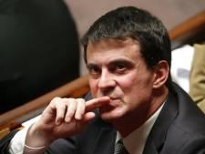 """Le mensonge de Cahuzac coûte cher"", selon Valls"